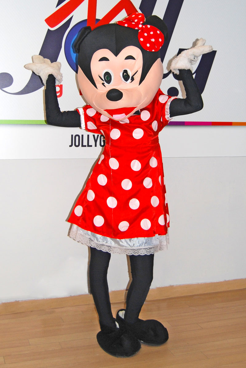 mascotte-MINNIE-jolly-animation