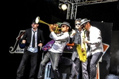 jolly animation blues brothers show
