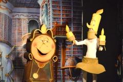 jolly animation show bella e la bestia