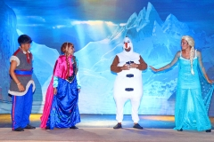 jolly animation show frozen