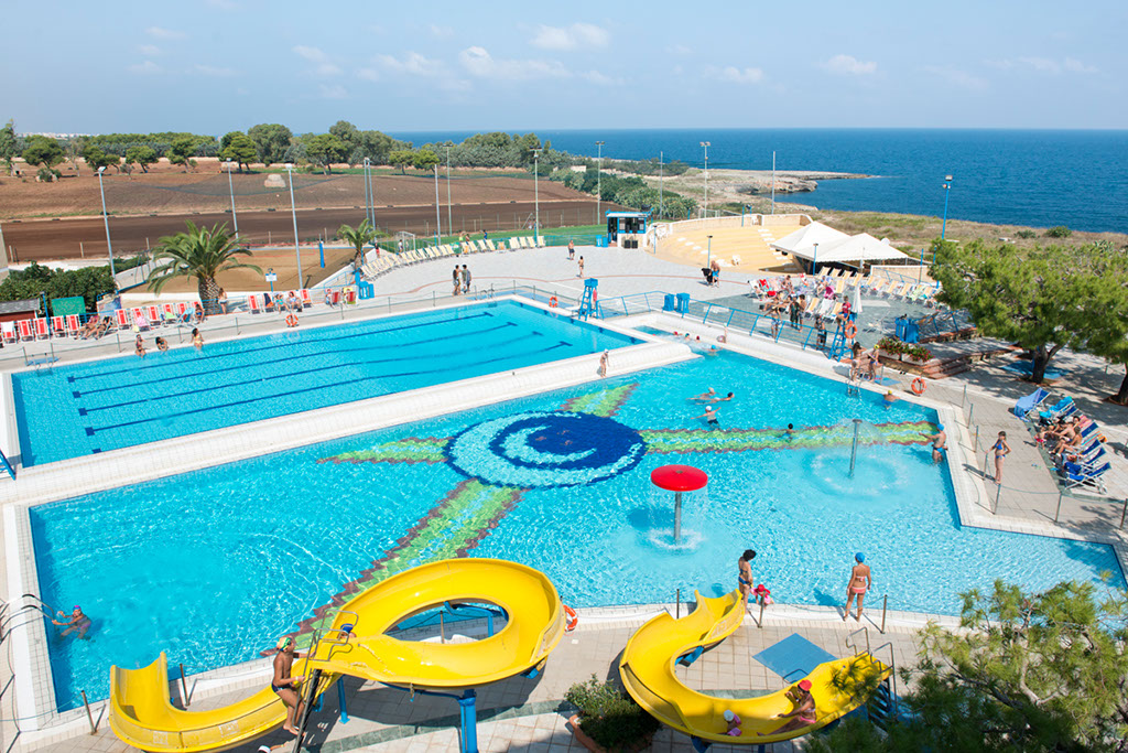 Corvino Resort – Monopoli