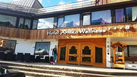 Hotel Arnika Wellness