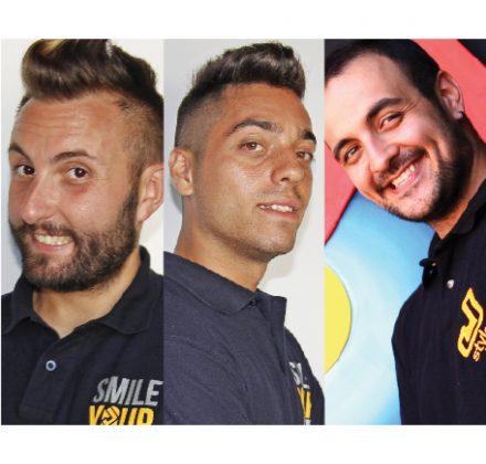 Carlo Faluto, Antonio Aruta, Manuel Mascolo