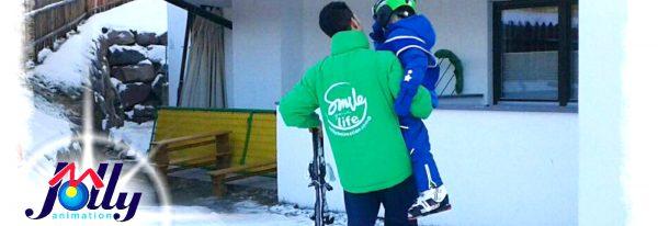 Subito  un assistente all'infanzia per Hotel sulla neve