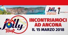 Il 15 marzo siamo ad Ancona