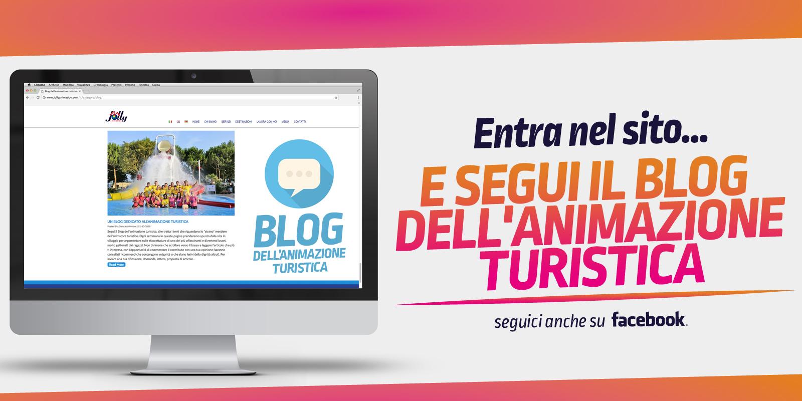 blog animazione turistica