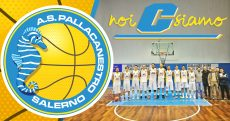 "Jolly Animation Pallacanestro Salerno: ""C siamo!"""