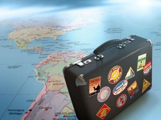 La valigia dell'animatore turistico