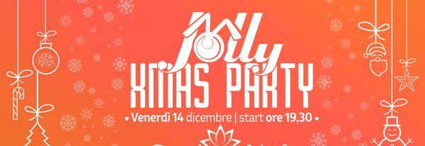 Conto alla rovescia per il Jolly Christmas Party