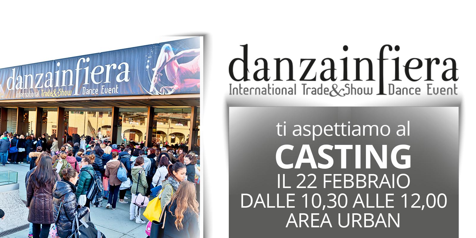 Venerdì casting a Roma e Firenze per ballerini e performer