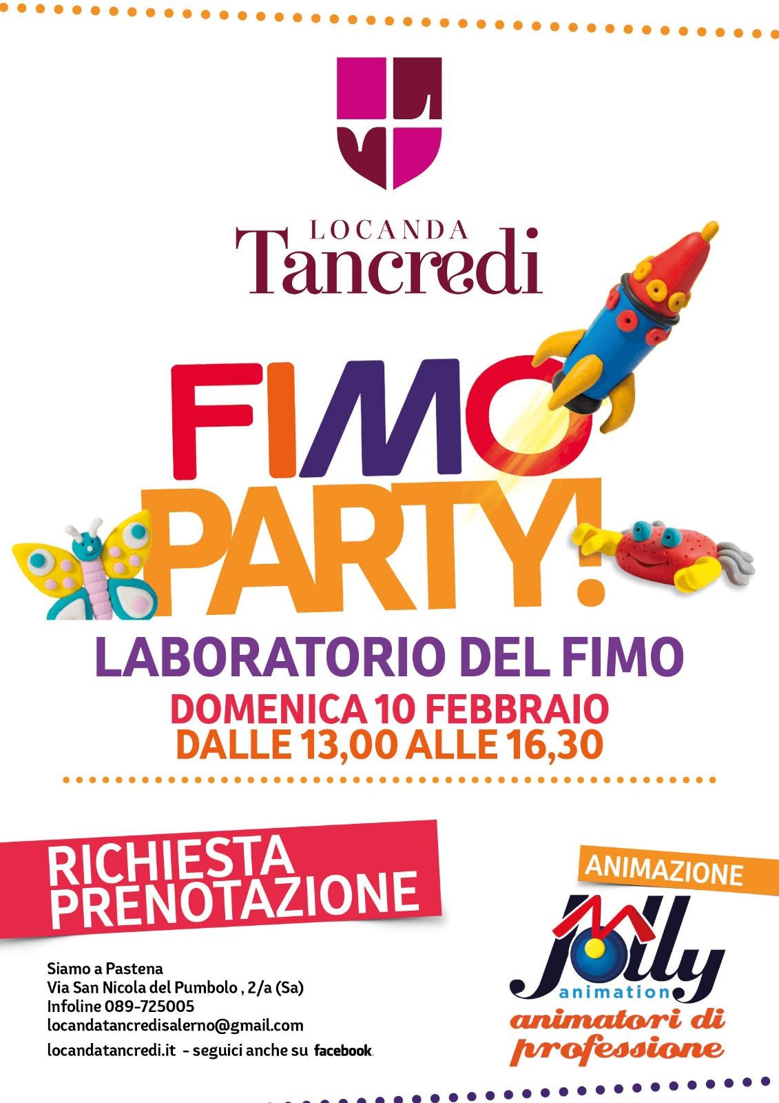 JA firma il divertimento alla Locanda Tancredi di Salerno