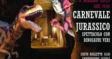 Carnevale Jurassico con Jolly Animation