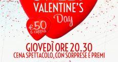 Speciale San Valentino a Locanda Tancredi