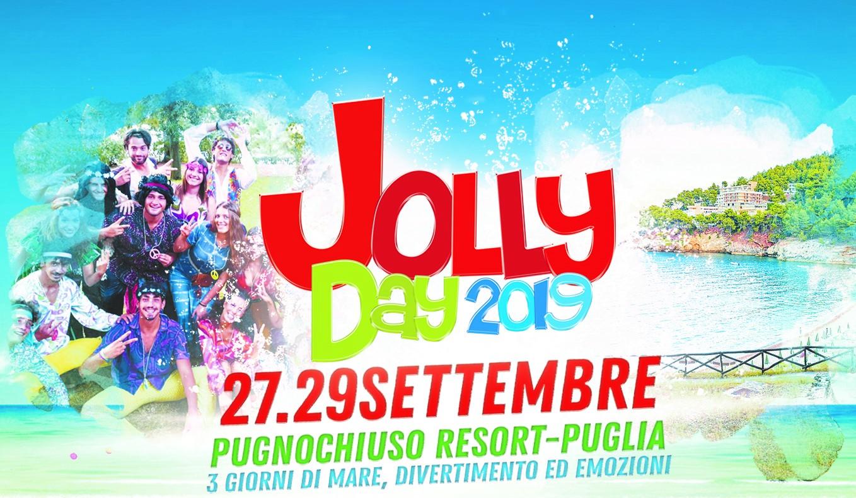 Jolly Day 2019, è subito boom di prenotazioni!