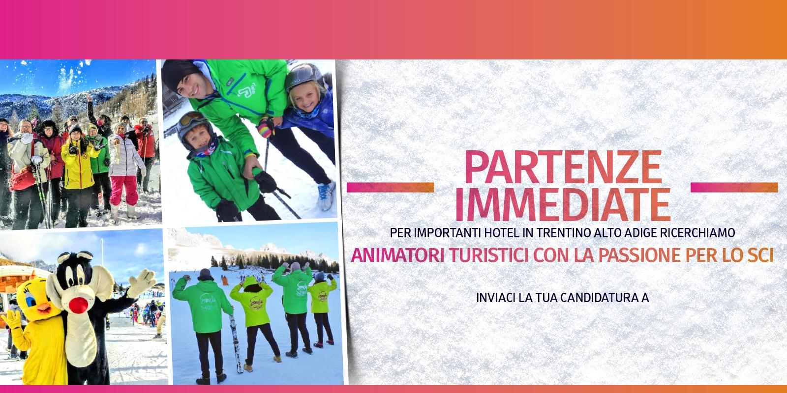 stagione invernale animazione turistica