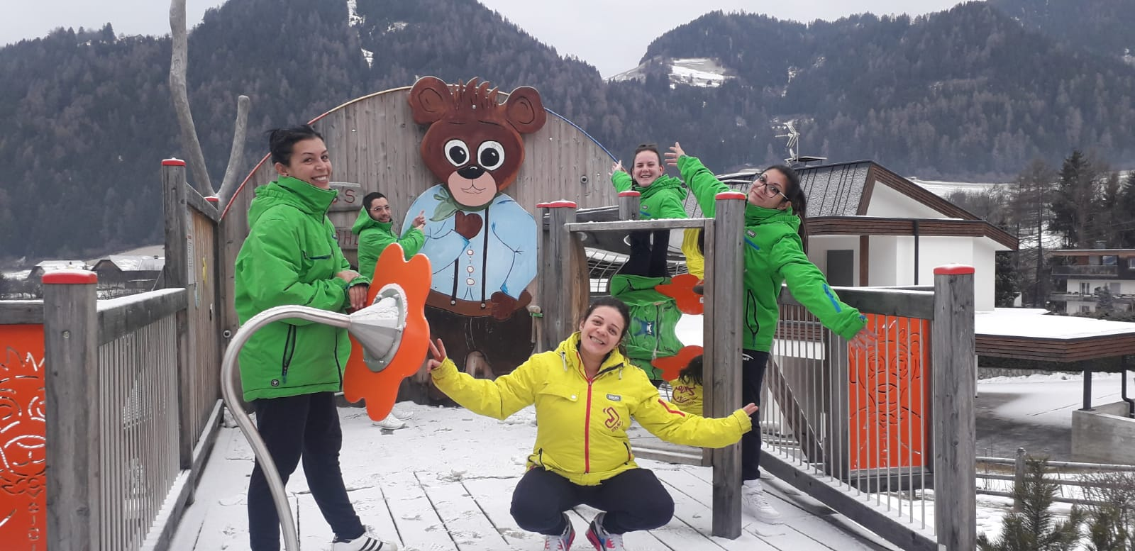 Dolomit Family Resort Garberhof