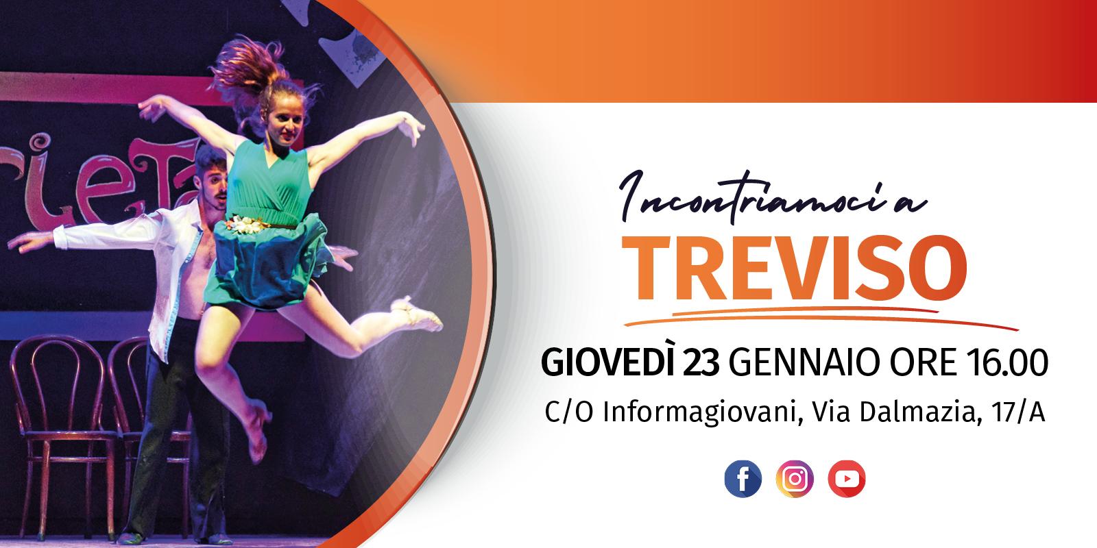 Jolly in tour, il 23 gennaio ti aspettiamo a Treviso