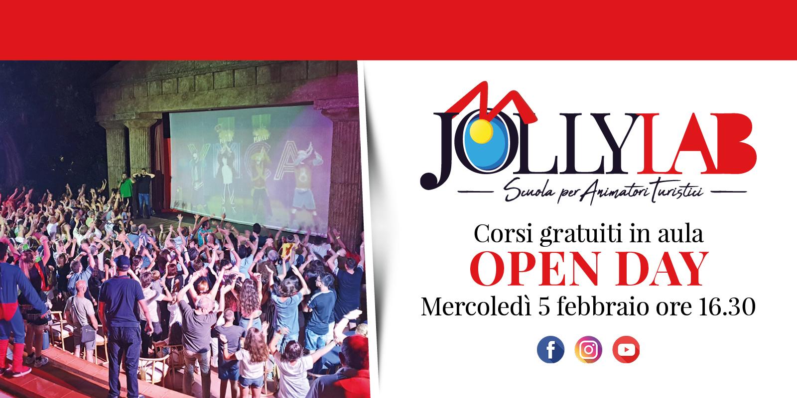Nasce Jolly Lab, la scuola per animatori turistici