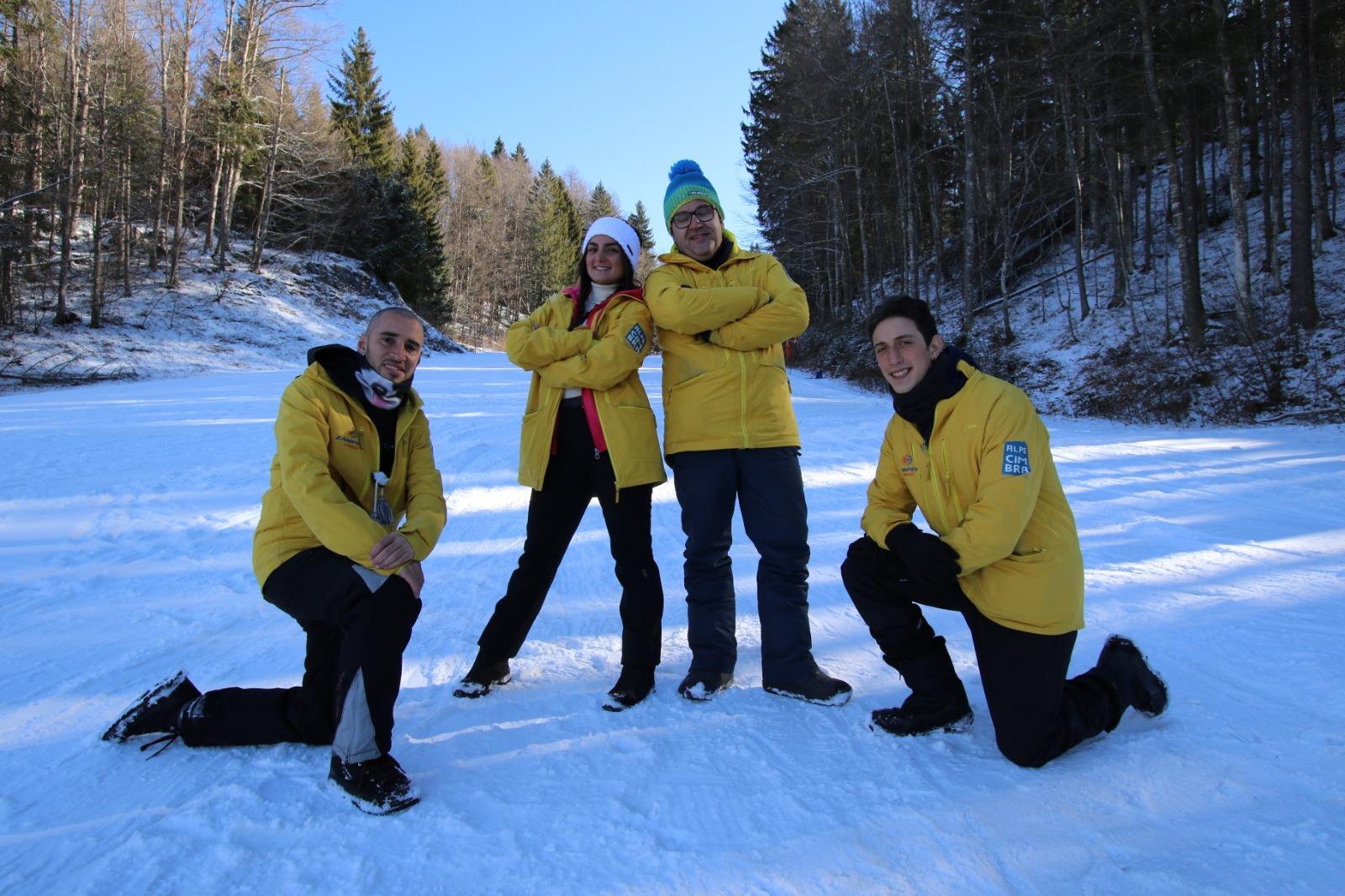 Gruppo Zampese Viaggi a Lavarone