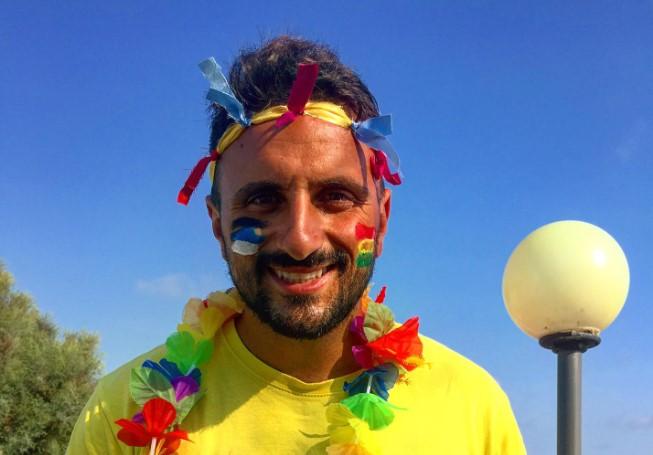 La divertente campagna di sensibilizzazione #Iorestoacasa di Alessandro Pippa