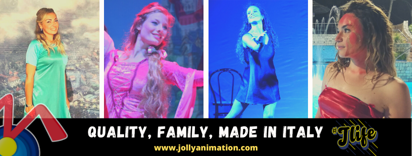 Jolly Animation: divertimento e vacanza!