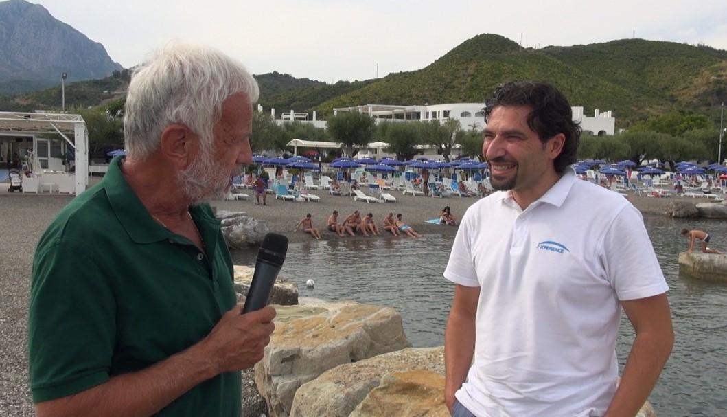 Il nostro Antonio Longobardi al TgCom di Mediaset