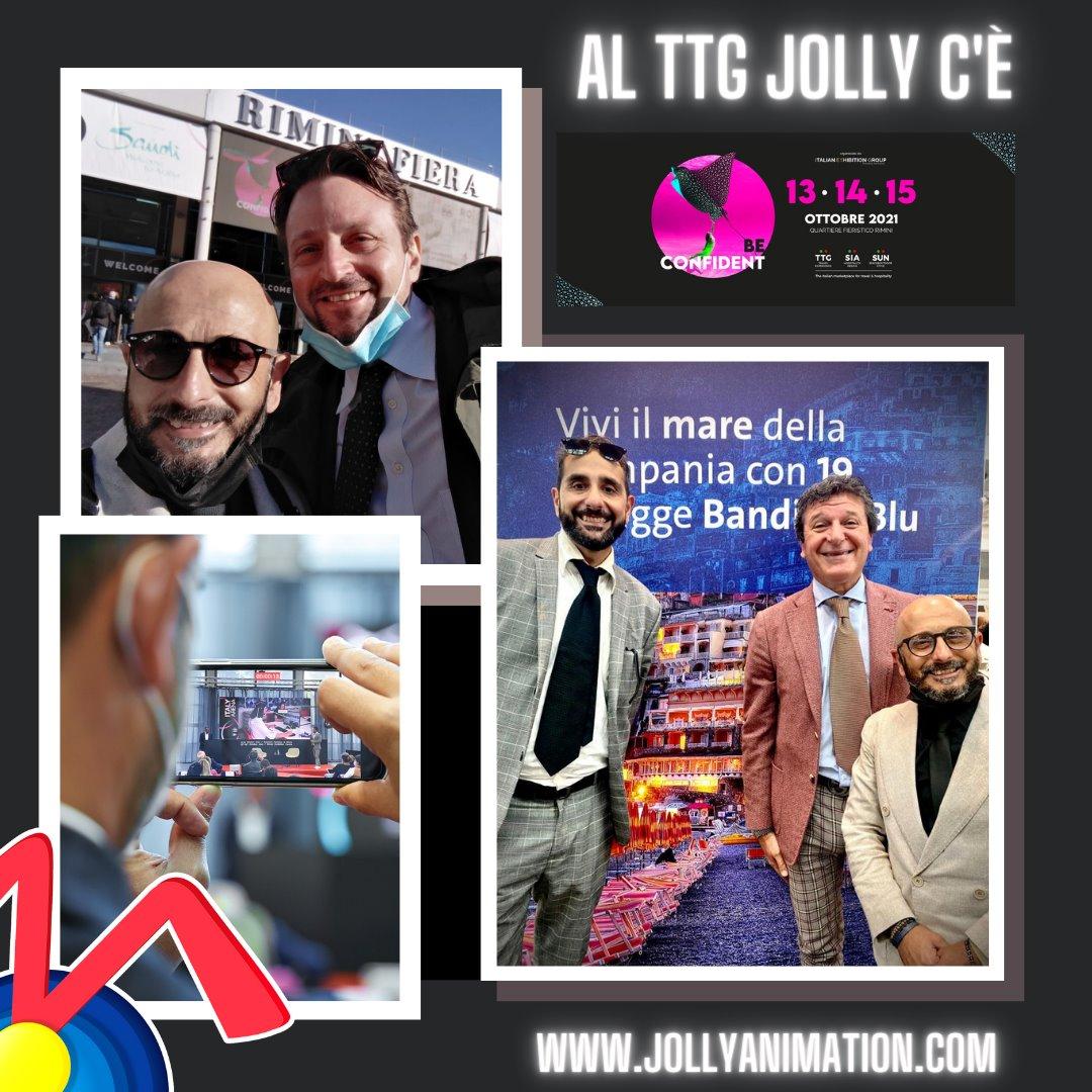 Incontriamoci al TTG, a Rimini dal 13 al 15 ottobre